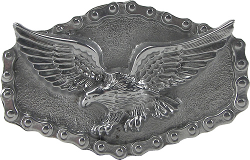 Western Style Flying Eagle Belt Buckles