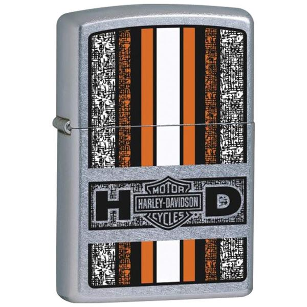 Harley-Davidson? Bar and Shield Lighter