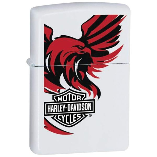 Harley-Davidson® Bar Shield Eagle Lighter
