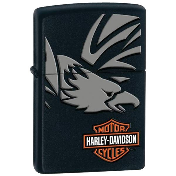 Hareley Davidson Eagle Zippo Lighter