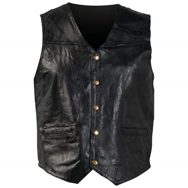 Giovanni Navarre® design genuine leather vest