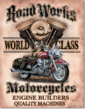 Legends - Road Works World Class Motorcycles