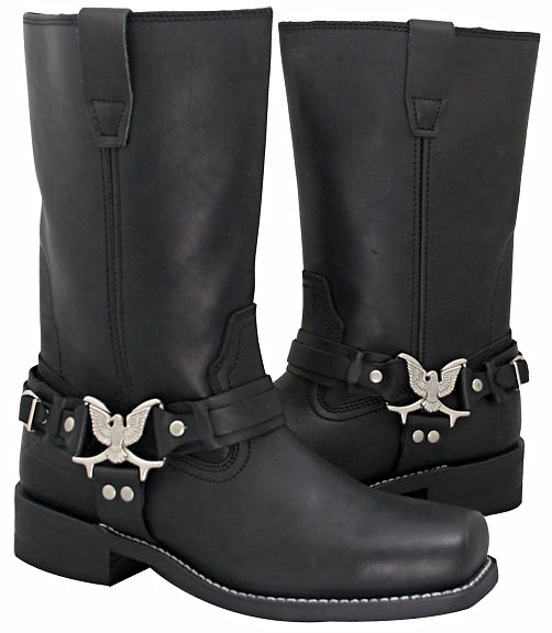 Eagle Flying Harness Boots