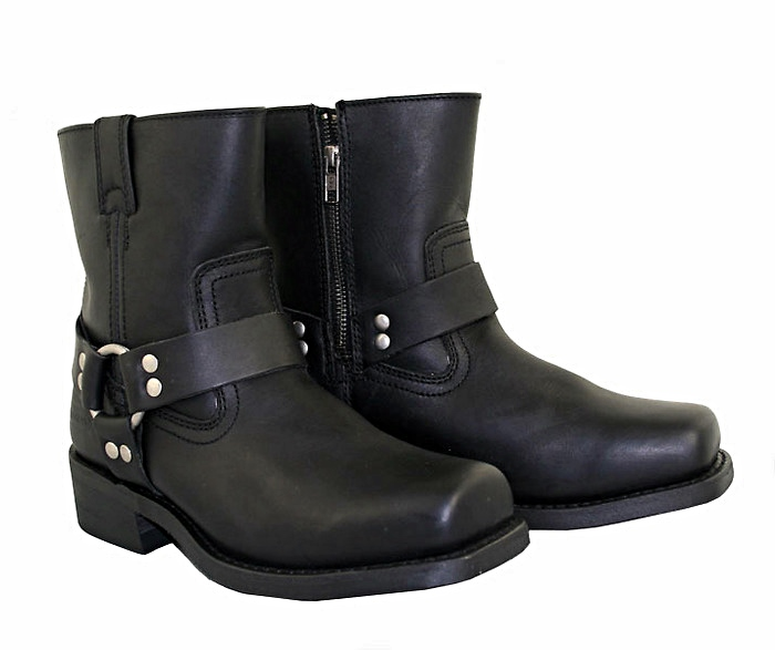 Women's Harness Motorcycle Boots