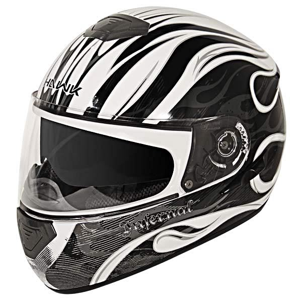Hawk Full Face Helmet