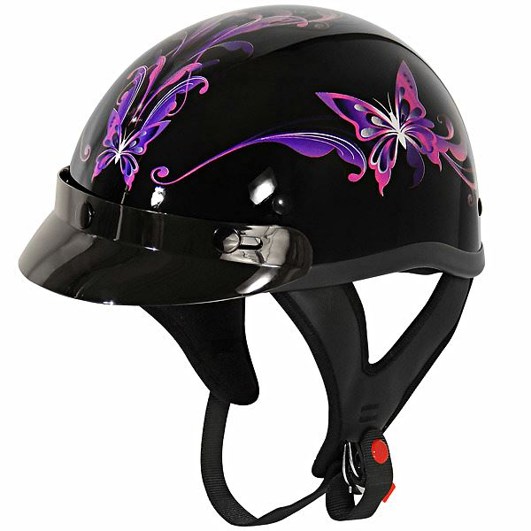 Ladies half helmet