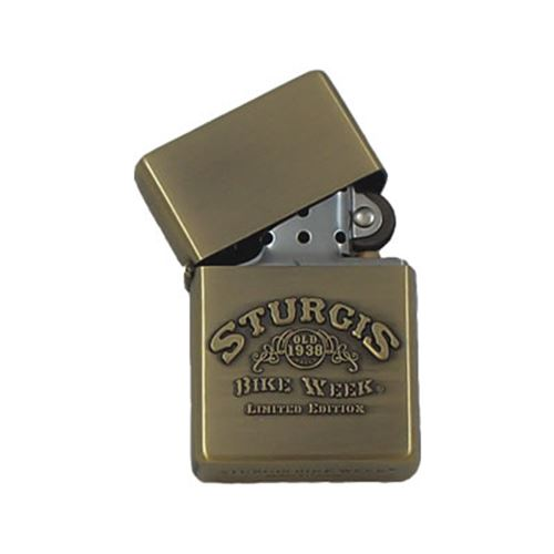 Sturgis Zip Style Lighter Sturgis Collectible