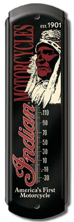 Indian Motorcycles Thermometer