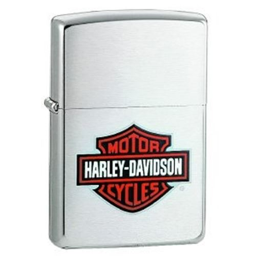 Harley Davidson Color Bar Shield Zippo