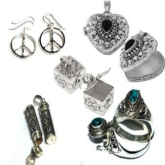 Silver Jewelry Shop